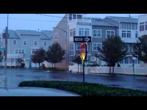 Hurricane Sandy Far Rockaway 10-29