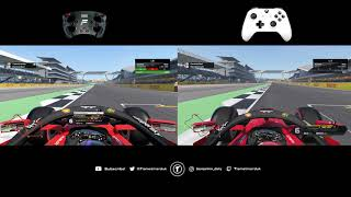 F1 2020 Wheel vs Controller Comparison - Finally Equal?