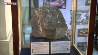 متحف لآثار من قناة السويس
