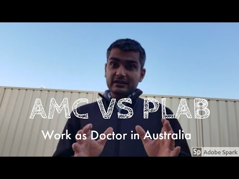 Easiest Way To Work In Australia As A Doctor | Competent Pathway Guide | PLAB Vs AMC