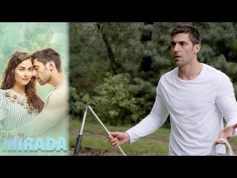 Alberto descubre que Marina está ciega | Sin tu mirada - Televisa