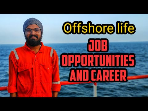 #Offshore #Life Offshore life Part-2 in Malayalam | Offshore Job opportunities and career
