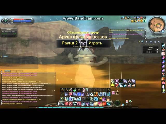 Властители Арены 3 vs. Reigar