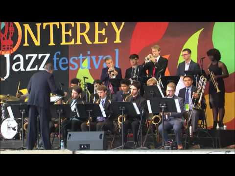 2016 Next Generation Jazz Orchestra at 59th Monterey Jazz Festival