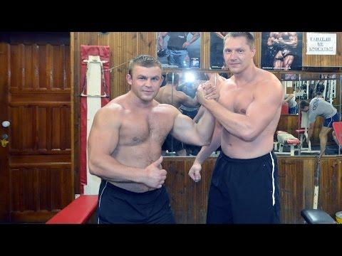 D.M.G. - Интервью с Александром Новинским, мастером спорта международного класса по жиму лёжа