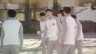 Kore klip  (Enes Batur & Kaya Giray -Gel Hadi gel )
