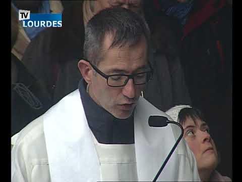 Chapelet de Lourdes du dimanche 14 janv. 2018