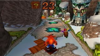 Crash Bandicoot 2 BETA version - Massive differences video!