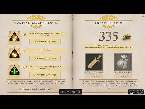 видео: Сompendium coin или challenge coin в dota 2