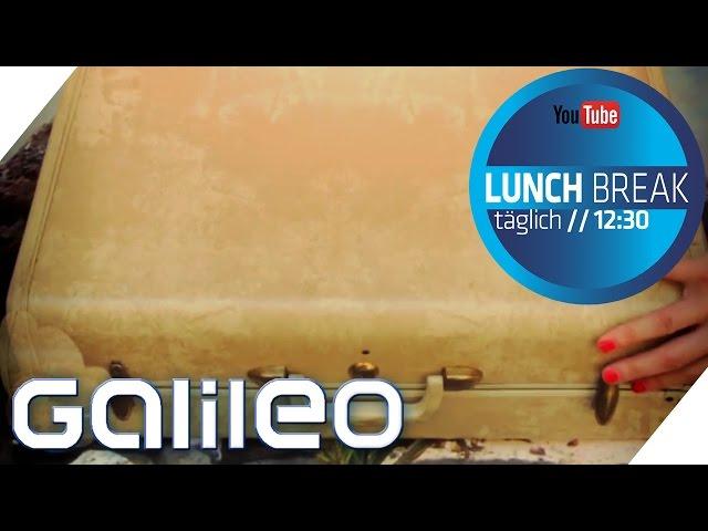 Richtig Koffer packen | Galileo Lunch Break