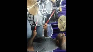 Joe Mettle - Turning Around(Drum Cover)