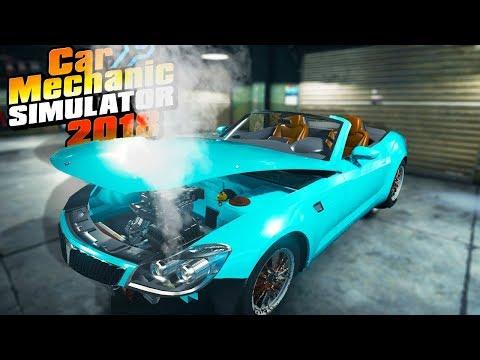 I CRASHED THE CUSTOMER'S CAR! - Car Mechanic Simulator 2018 Part 3