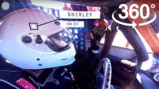 Ride in a Race Car in 360° VR with a Senior thumbnail