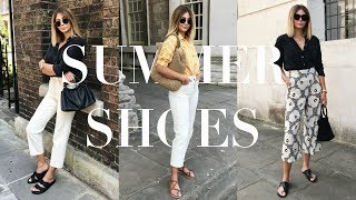 My Favourite Summer Shoes  High Street amp; Designer Collection