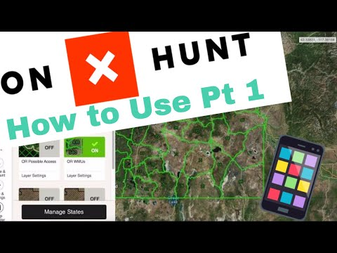 OnX Maps: How To Use Pt 1