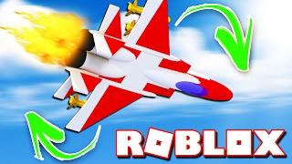 Roblox Adventures - INSANE AIRPLANE STUNTS IN ROBLOX! (Velocity Flight Simulator)