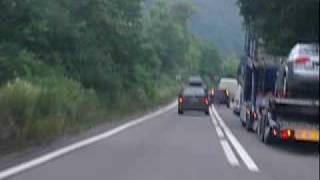 Rumänisch / Transsilvanisch Überholen