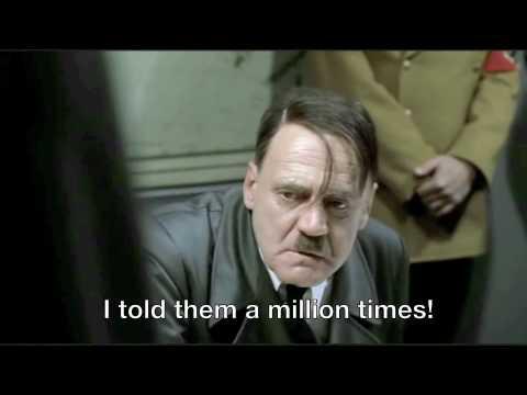 Hitler's FRC Team Stinks