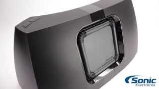 Kicker Amphitheater Home Speaker Systems | 40iK5, 40iK5BT, 41iK5BTL, and 40iK5BT2