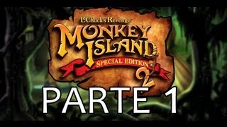 Monkey Island 2 Edición Especial - PARTE 1 | Walkthrough [1080p] en español