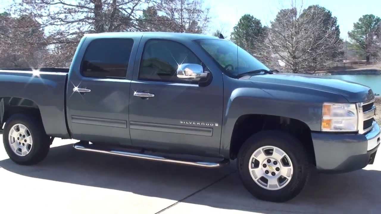 Hd Video 2009 Chevrolet Silverado Lt For See Www Sunsetmilan Com