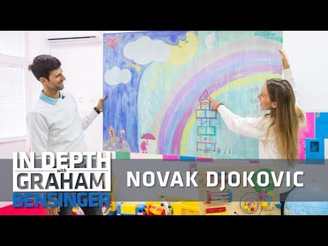 Novak & Jelena Djokovic: Education For Every Serbian Child