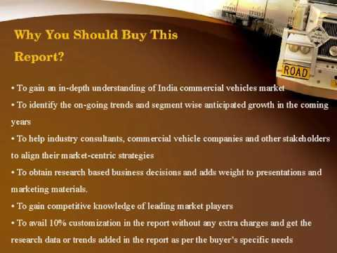 India Commercial Vehicles Market