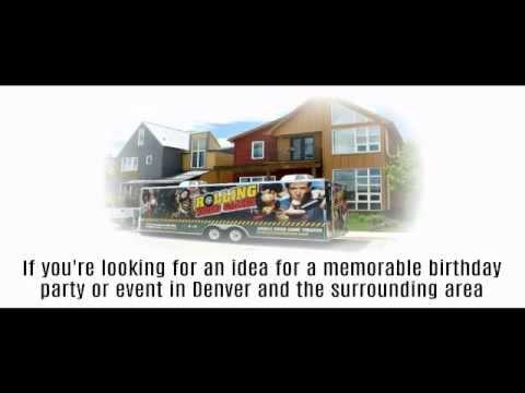 Video Game Party Denver