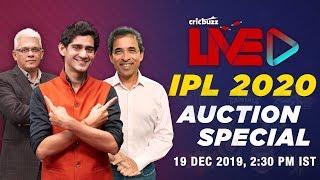 Cricbuzz LIVE, IPL 2020: Auction Special