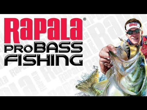 Rapala Pro Bass Fishing - Official Launch Trailer | HD