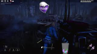 Dead by Daylight RANK 1 SURVIVOR! - SHES JUST IGNORING ME!
