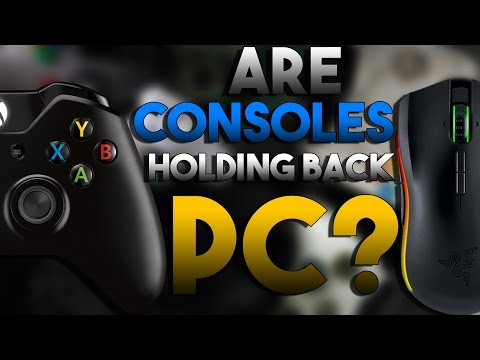 Are Consoles Holding PC Gaming Back