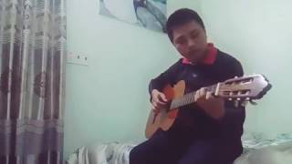 Yêu thương mong manh - guitar cover 🎸