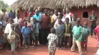 CCB - Batismo na África.