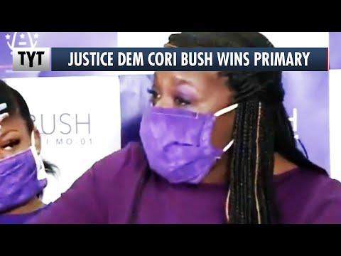Justice Democrat Cori Bush WINS Primary!!!