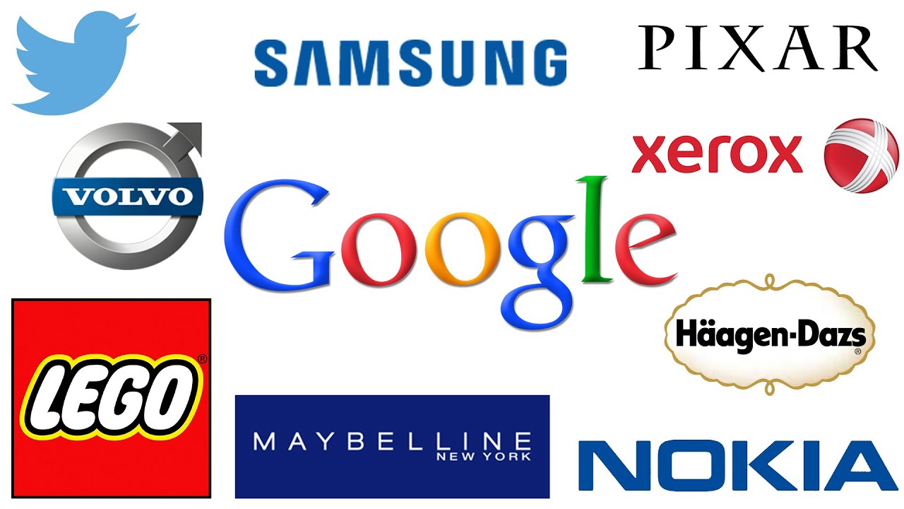 Google! What's in a name? | Top 10 Brand Name Meanings! - YouTube