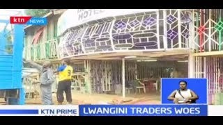 The Lwang'ni beach traders woes
