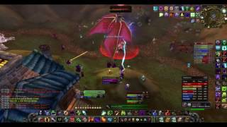 Anetheron Private WoW server Excalibur TBC 2.4.3