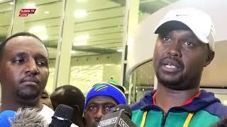 🔴#LIVE: MAPOKEZI ya KOCHA Mpya YANGA, CEDRIC KAZE, MASHABIKI wafurika AIRPORT...