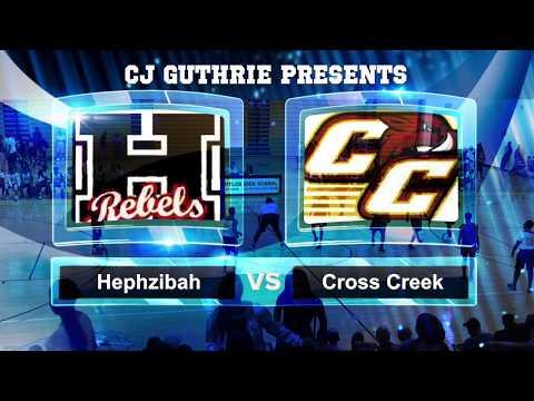 High School Basketball: Hephzibah vs Cross Creek Summer League 2017