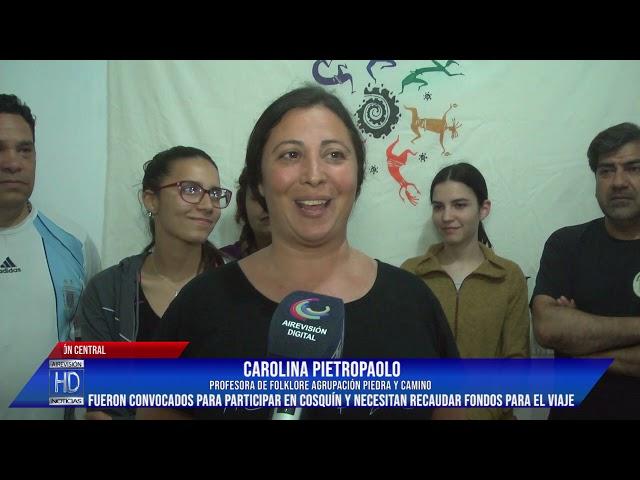 La Agrupación Folklórica Piedra y Camino invitada a participar en Cosquín