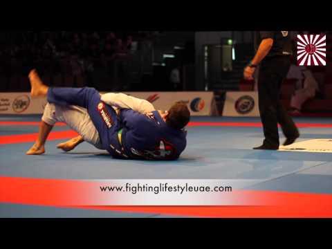 "WPJJC 2014 Marcus ""Buchecha"" Almeida vs Victor Estima"