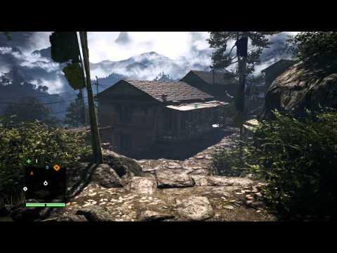 FarCry4 мерцают тени от зданий на Radeon HD7990