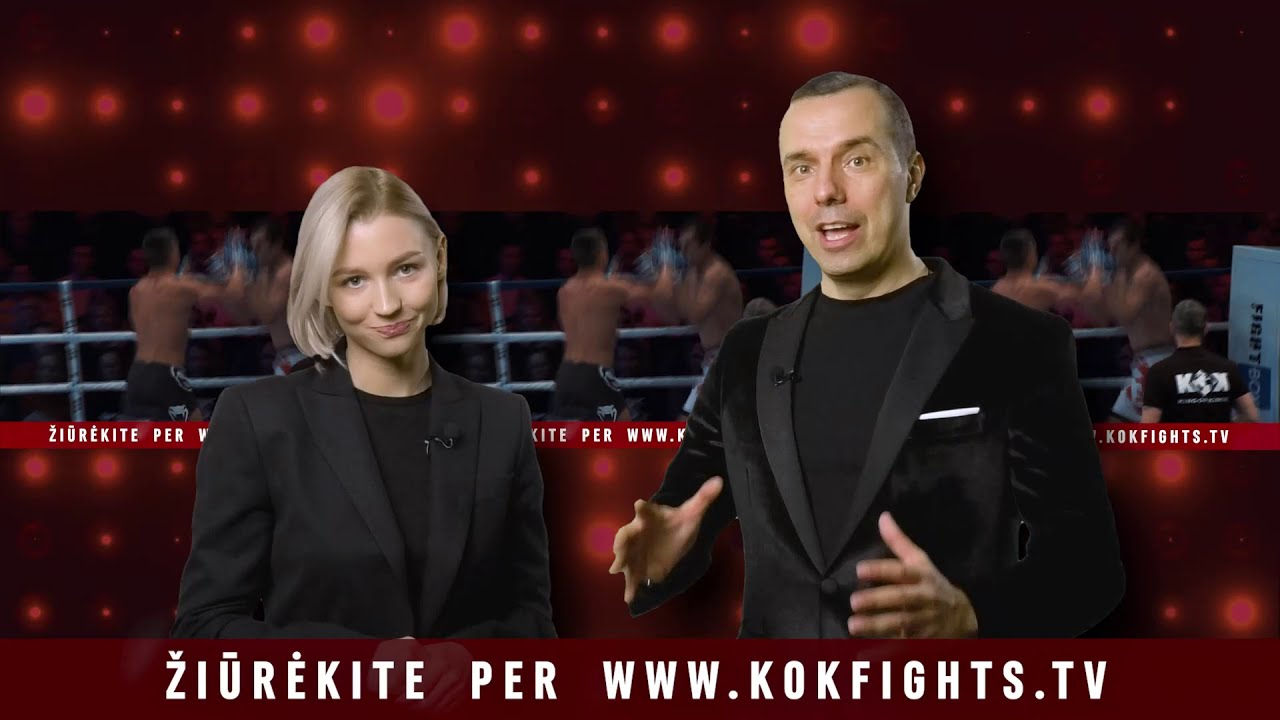 KOK CLASSIC - 5  / 28.02.2021 LIVE on KOKFIGHTS.TV