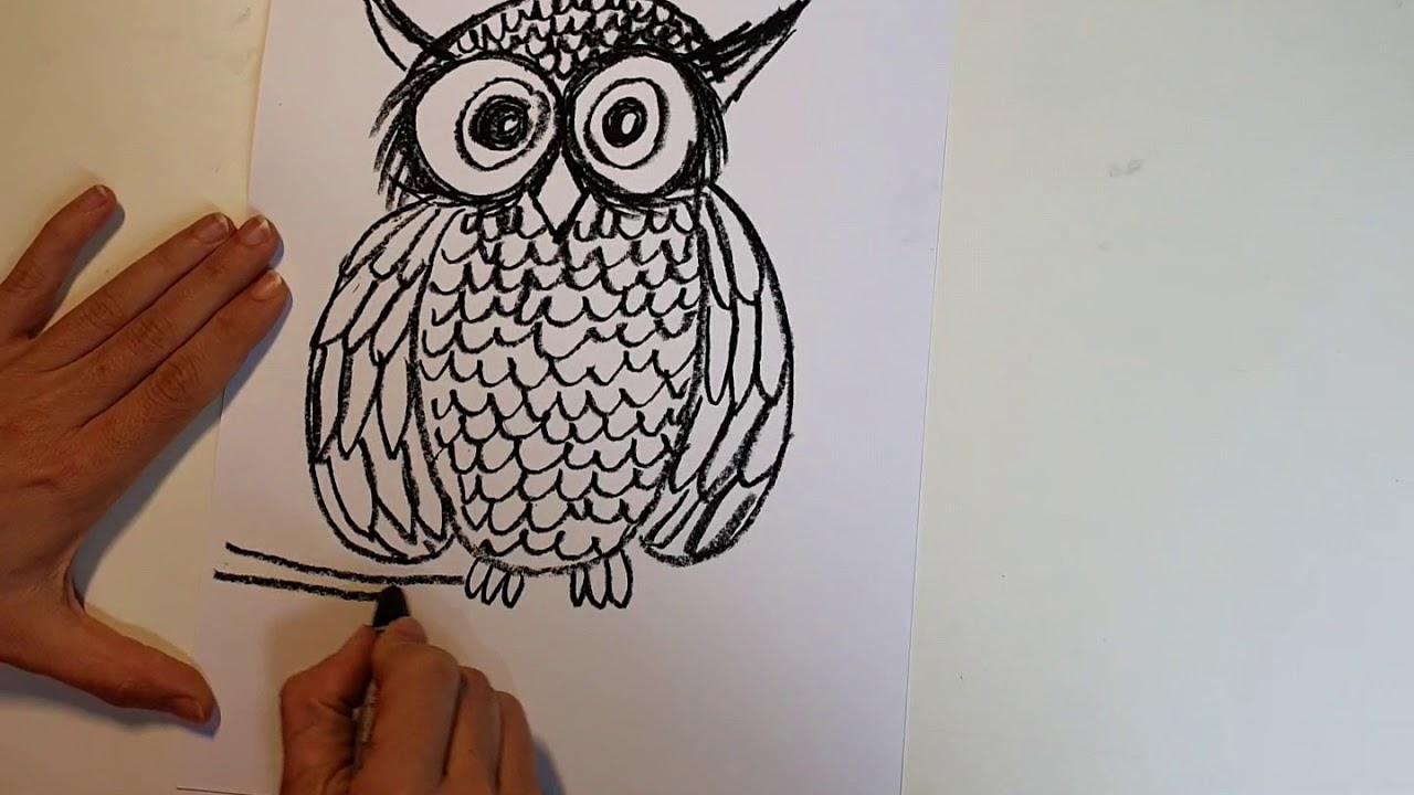 mintha rajzolni akarna)