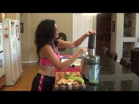 Juicing with Julie - How To Clean A Juicer The Quick & Easy Way