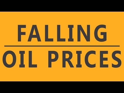 Why are oil prices falling and its effect on India in 90 seconds!