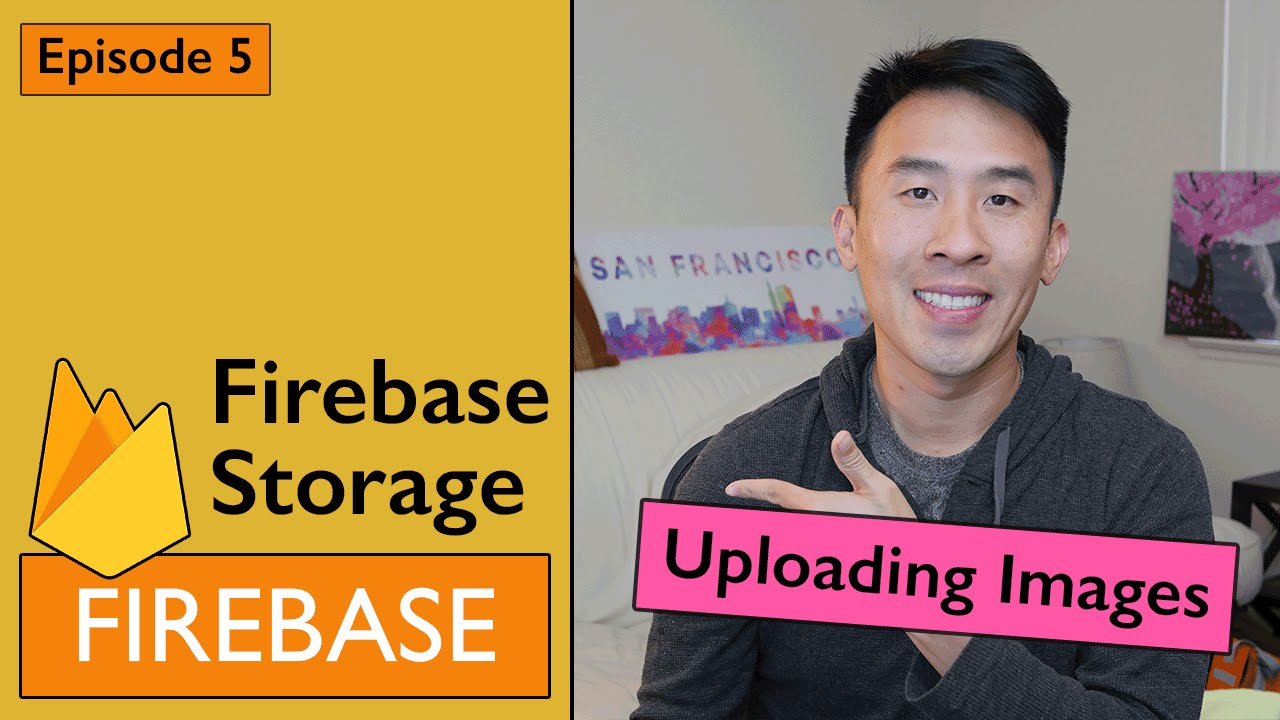 Swift: Firebase 3 - How to Upload Images to Firebase Storage (Ep 5)