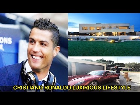 Cristiano Ronaldo Net Worth-Cars-Houses-Family-Biography-Private Jet-Business and Lifestyle