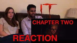 IT CHAPTER TWO - Official Teaser Trailer - REACTION w/ Ali!!